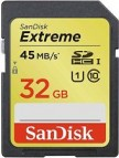 Sandisk Extreme SDHC 64GB UHS-I class 10 (45MB/s)